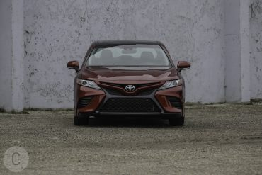 2018 Toyota Camry XSE