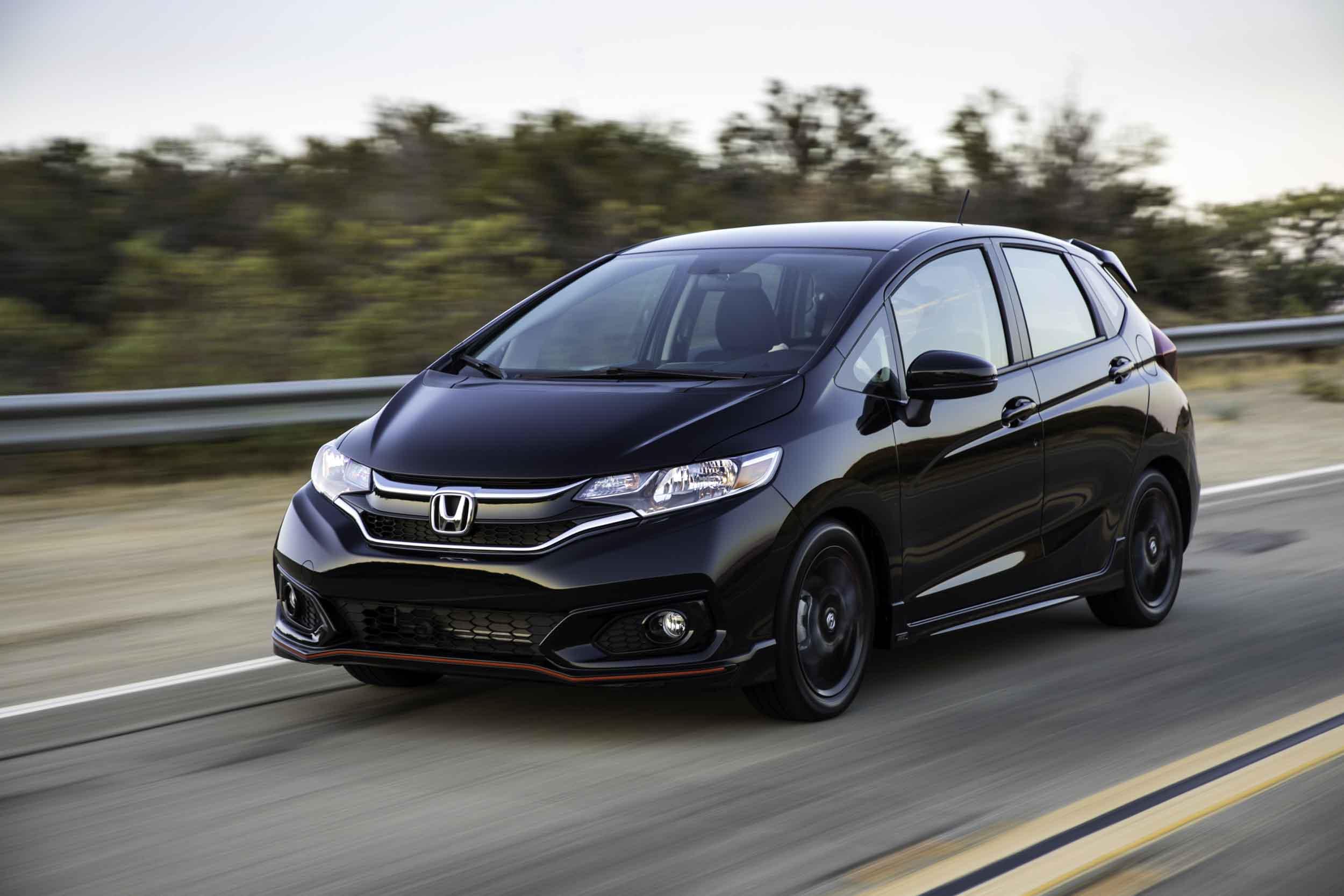 2018 Honda Fit Sport • Carfanatics Blog
