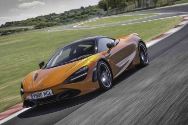Five things you need to know about the McLaren 720S