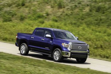 2017 Toyota Tundra 4×4 Limited CrewMax