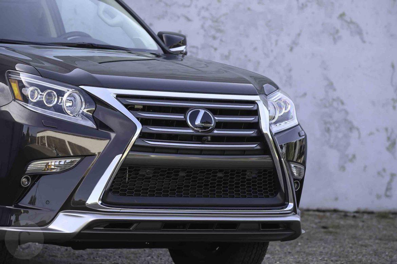 2018 Lexus GX 460 Luxury