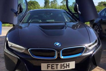 Practical benefits of a personalised number plate