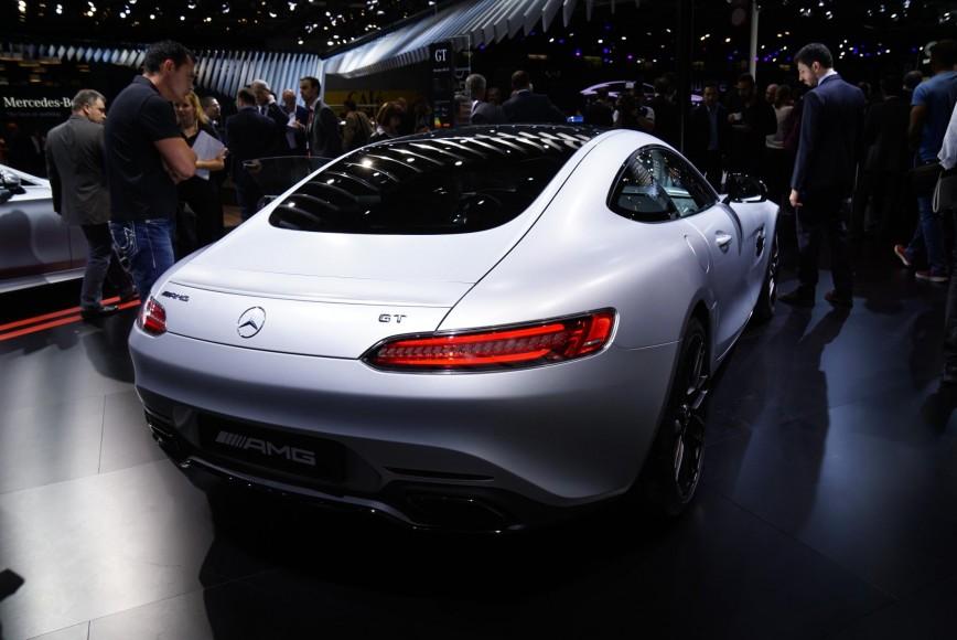 2016 Mercedes-AMG GT