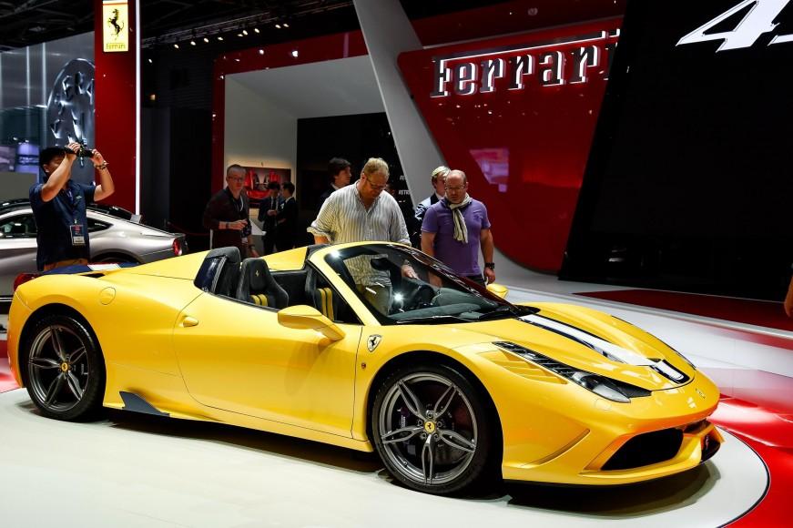 Ferrari 459 Speciale A