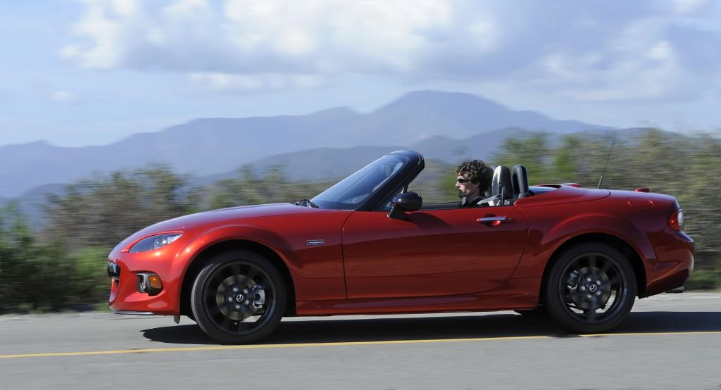 25th Anniversary Mazda MX-5