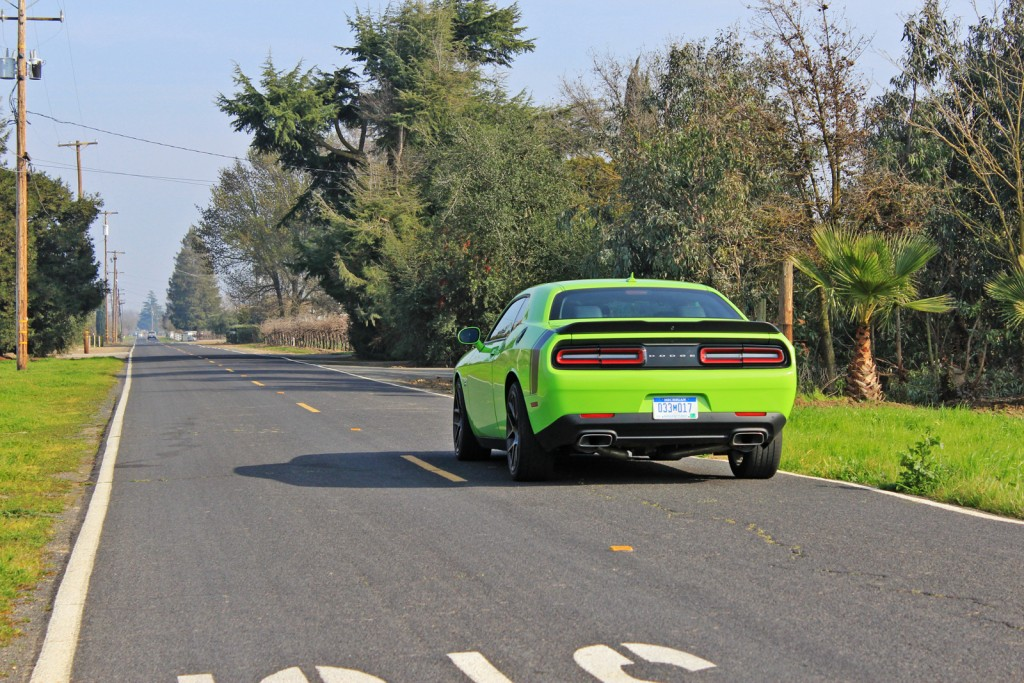 2015 Dodge Challenger RT Scat Pack