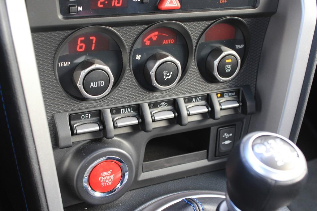 2015 Subaru BRZ Series