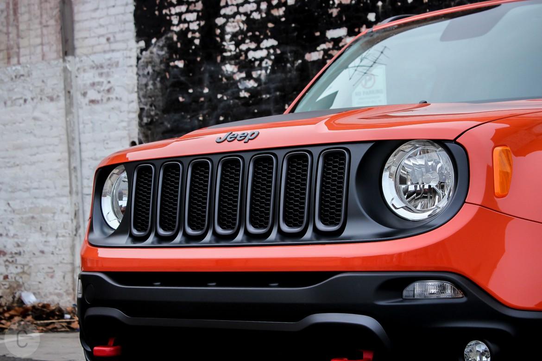 2015 Jeep Renegade Trailhawk 4x4