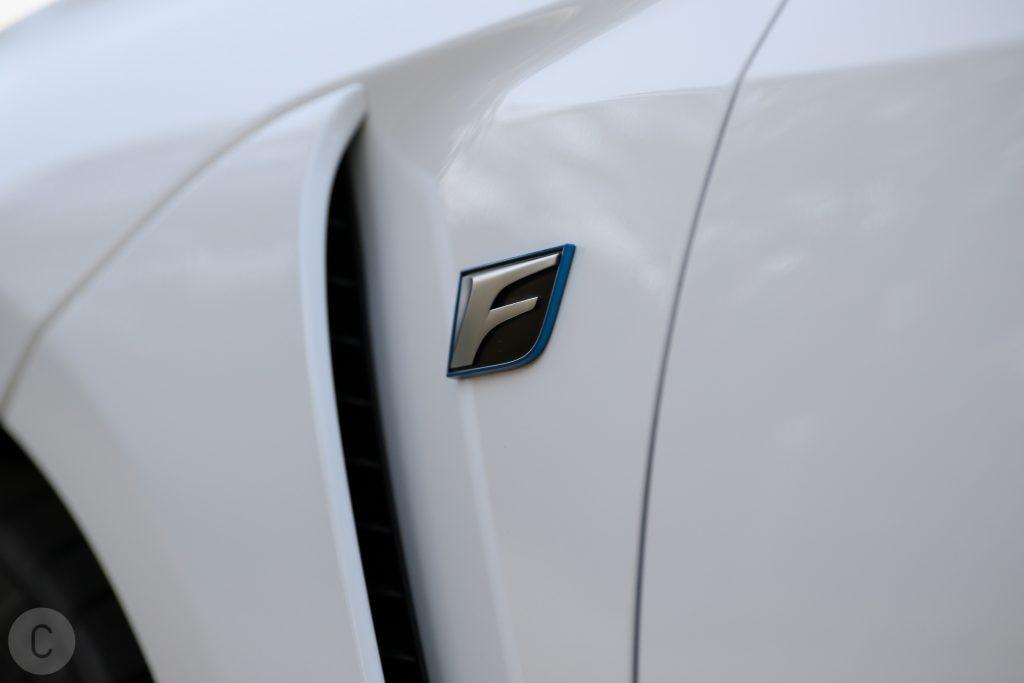2016 Lexus RC F