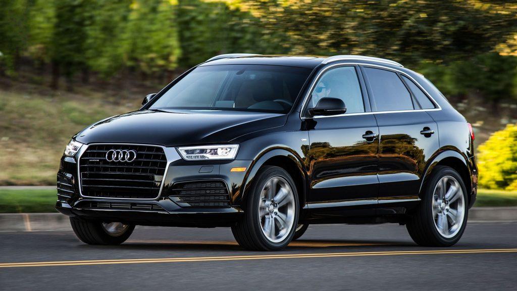 2016 Audi Q3 2.0T quattro Tiptronic