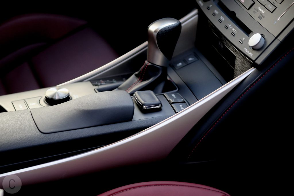2016 Lexus IS 350 F SPORT