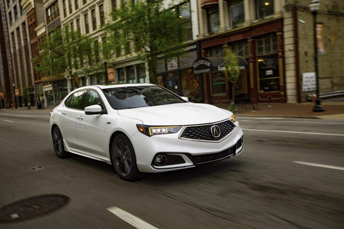 2018 Acura Tlx A Spec Carfanatics Blog
