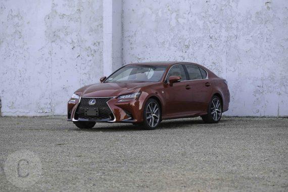 2018 Lexus GS 300 F SPORT