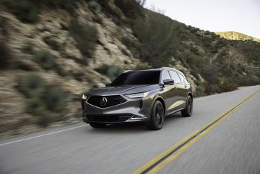 2022 Acura MDX SH-AWD Advance