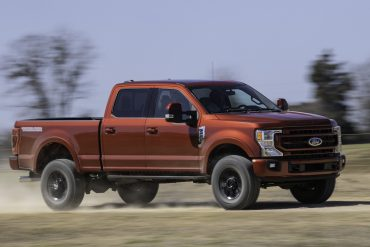 Why the pickup truck is still going strong in 2021