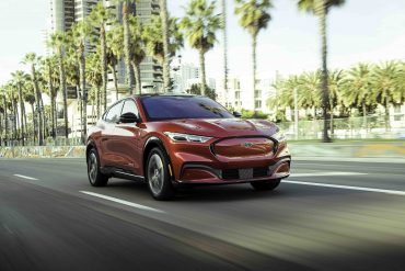 Review of the 2021 Ford Mustang